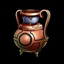 Bronze Alchemia Pot