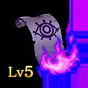 Scroll of Eternal Darkness Lv5