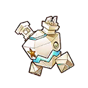 Mana Light Golem