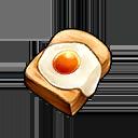 Fried Eggs Bread