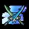 Godly Agility Twin-Blade Sword