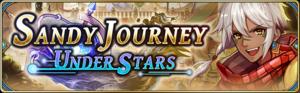 Sandy Journey Under Stars