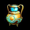 Gold Alchemia Pot