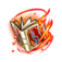 Flaming Grimoire