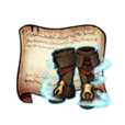 Phantom Boots Diagram Piece