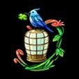 Blue Bird of Fortune