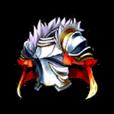 Flame Emperor Armor Piece