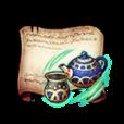 Alizehan Tea Set Diagram Piece