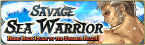 Savage Sea Warrior