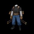 Wrath's Uniform
