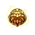 Gold Leo Relief