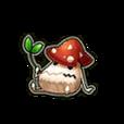 Unusual Melpoto Mushroom