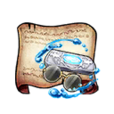 Archmage Glasses Diagram Piece