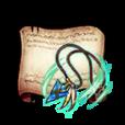 Alizehan Amulet Diagram Piece