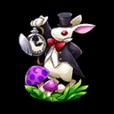 Lucky Rabbit Figurine