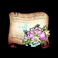 Favorite Bouquet Diagram Piece