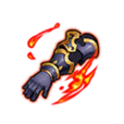 Flame Dragon Gauntlets