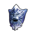 Lion Monarch Shield