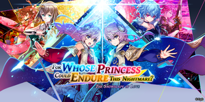 For Whose Princess Could Endure This Nightmare?