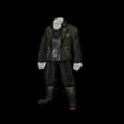 コルの戦闘服