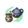 Alizehan Tea Set