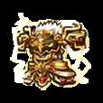 Golden Lion Armor