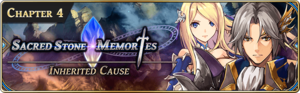 Sacred Stone Memories - Inherited Cause