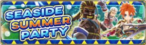 Seaside Summer Party