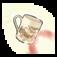 木漏れ日のマグカップ