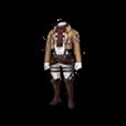 Mikasa's Uniform
