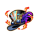 Steampunk Sniper Hat