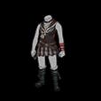 イリスのカジュアル服