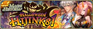 Magni Historia: Halloween Hijinks