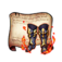 Flame Dragon Boots Diagram