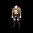 Eren's Uniform