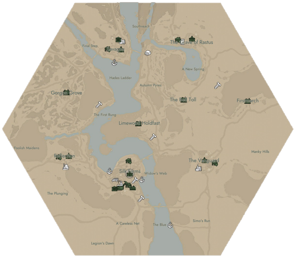 Shackled Chasm -w Icons & Locations.png