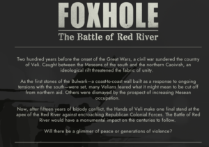 Red River Demo text