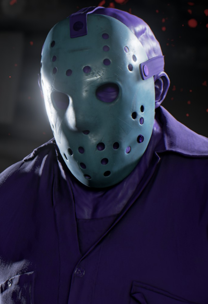 Retro Jason Friday The 13th The Game Wiki