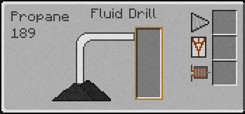 Fluid Extraction Drill example GUI