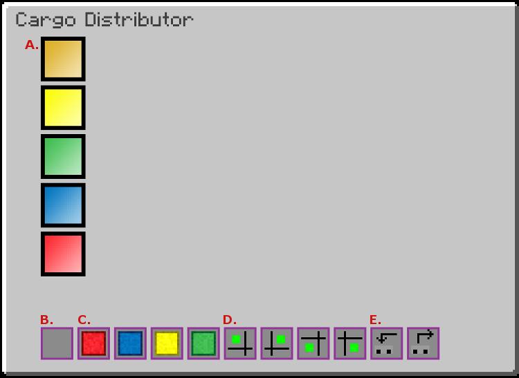 """The Cargo Distributor GUI"""