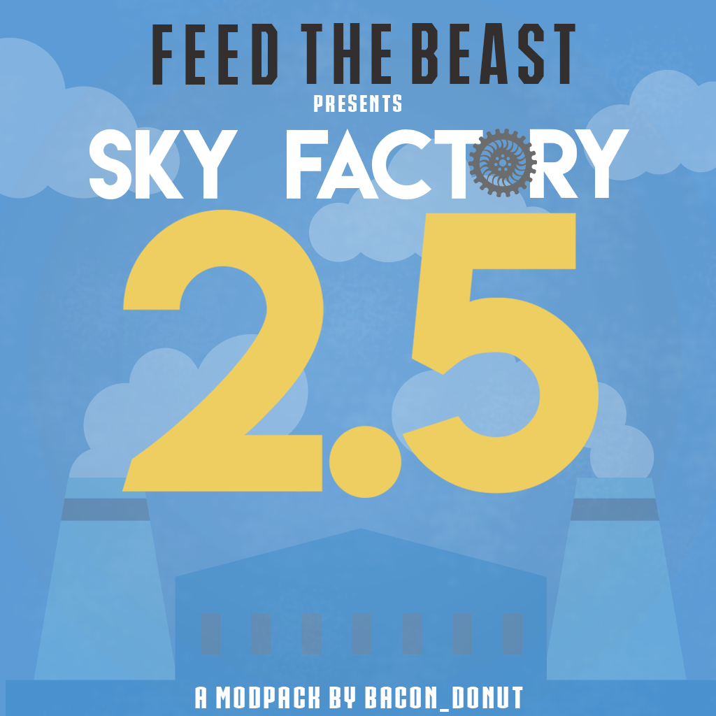 SkyFactory 2 5 - Official Feed The Beast Wiki