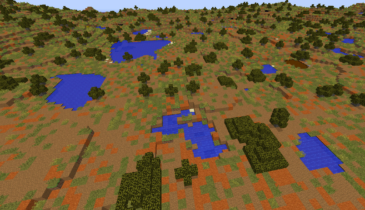 Outback (Biomes O' Plenty) - Official Feed The Beast Wiki