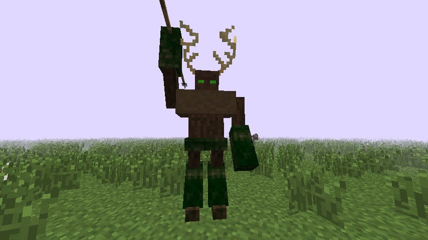 Horned Huntsman - Feed The Beast Wiki