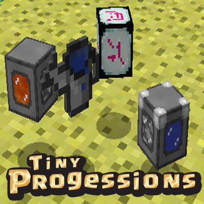 All The Mods 3 Progression