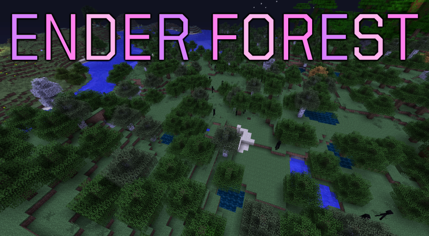 Ender Forest - Official Feed The Beast Wiki