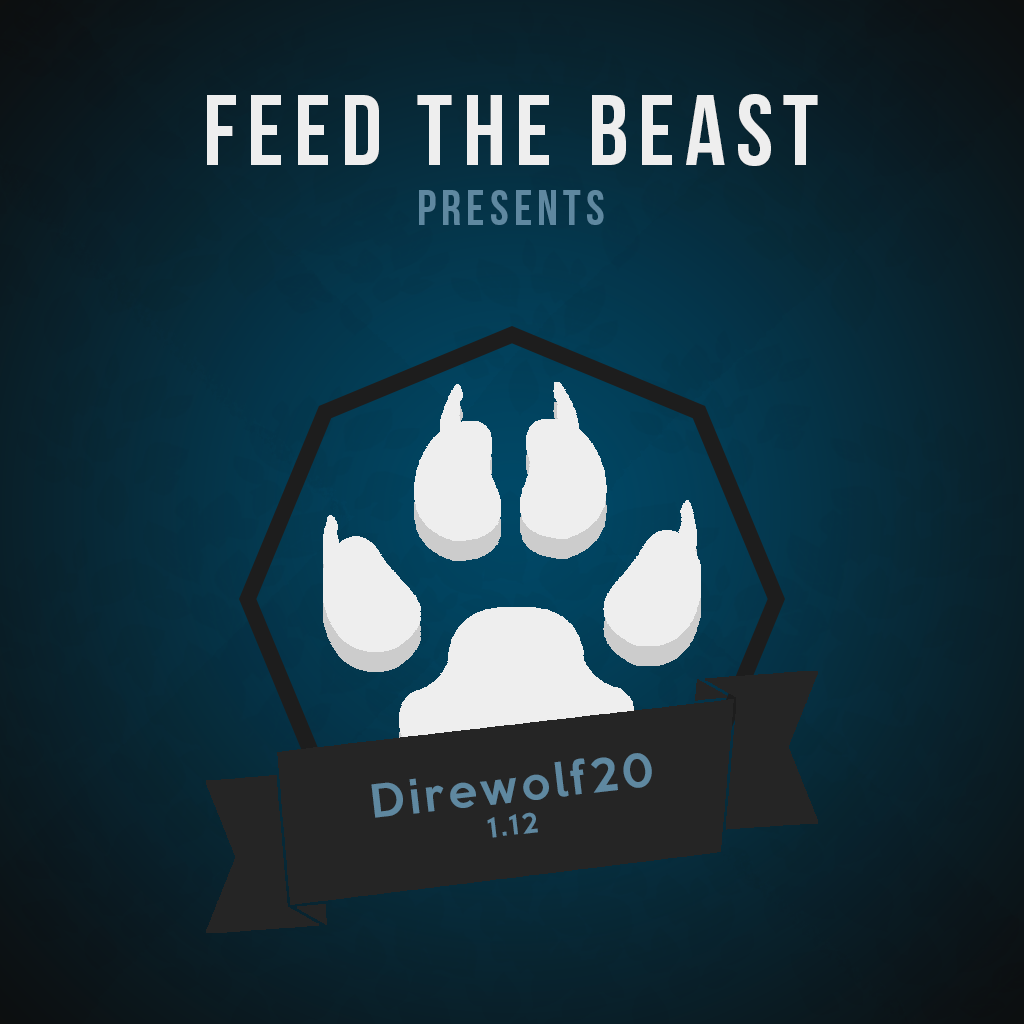 Direwolf20 1 12 - Official Feed The Beast Wiki