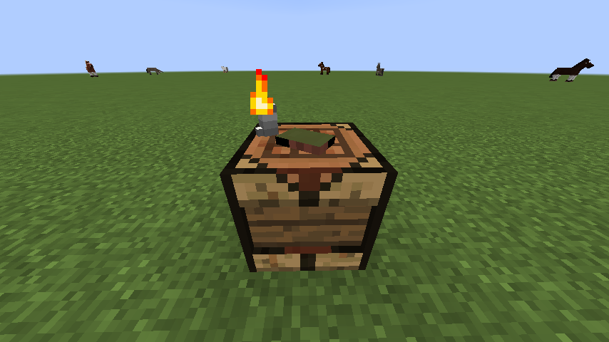 Fancy Crafting Table - Official Feed The Beast Wiki