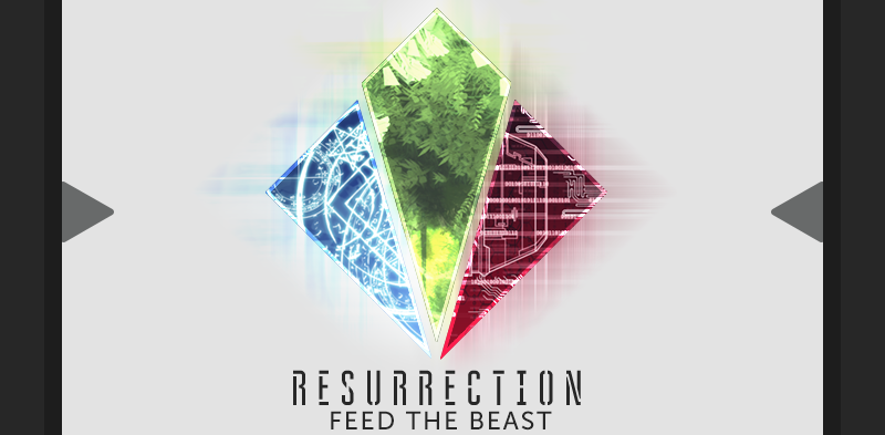 Resurrection - Official Feed The Beast Wiki