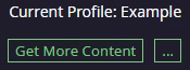 Twitch Ellipsis button