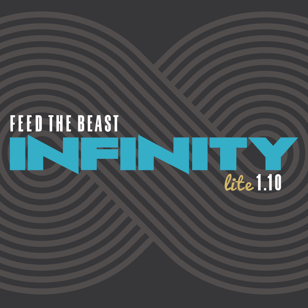 FTB Infinity Lite 1 10 - Official Feed The Beast Wiki
